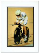 Laura Trott Autograph Signed Photo - Olympics